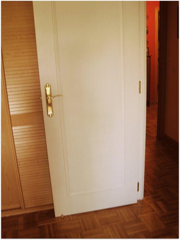 puerta terminada