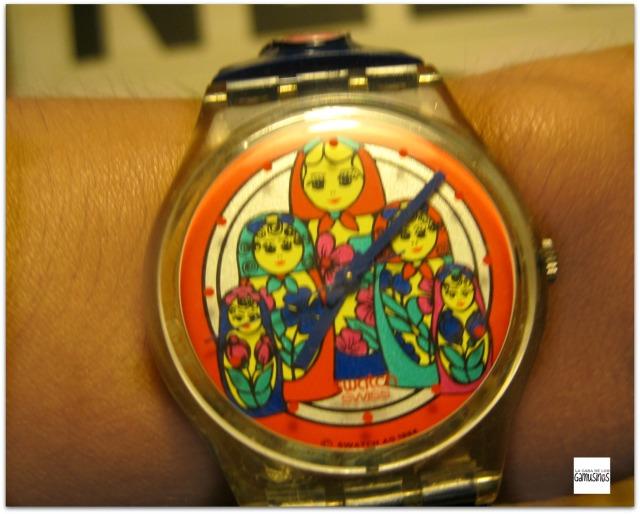 mi reloj