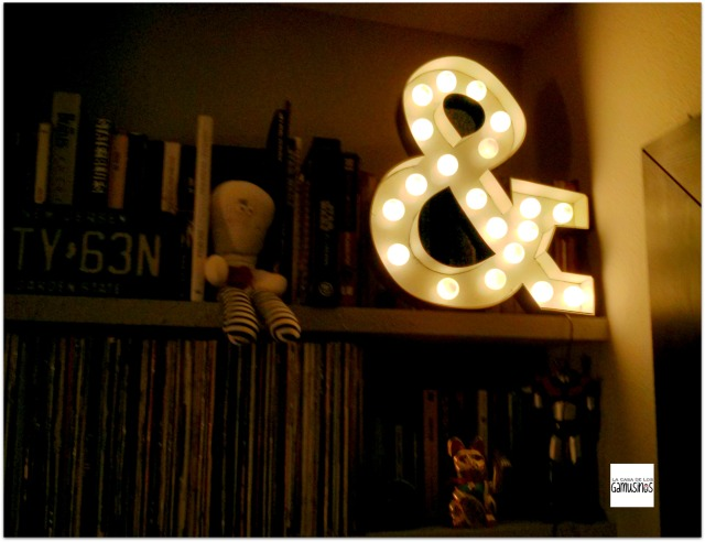 16 letras luminosas final