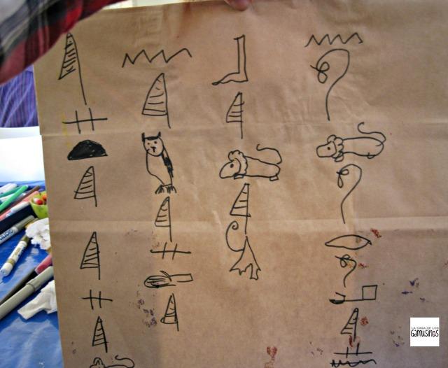 Taller Egipto 5