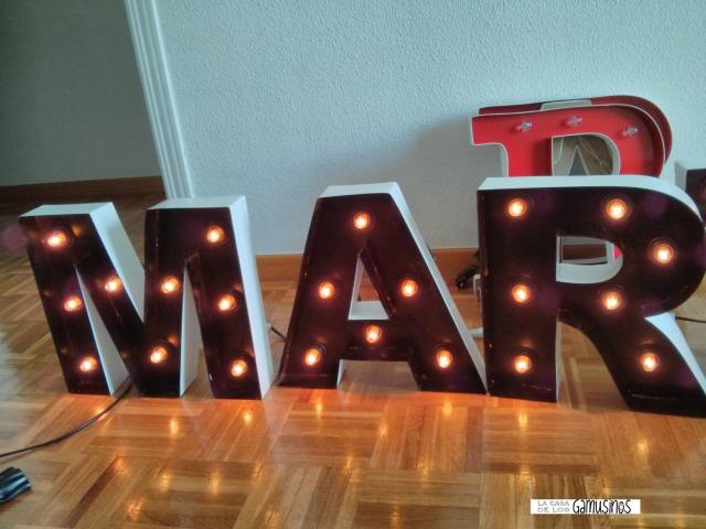 comprar letras luminosas