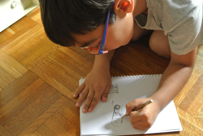 Dibujar Un Firmamento Dsc