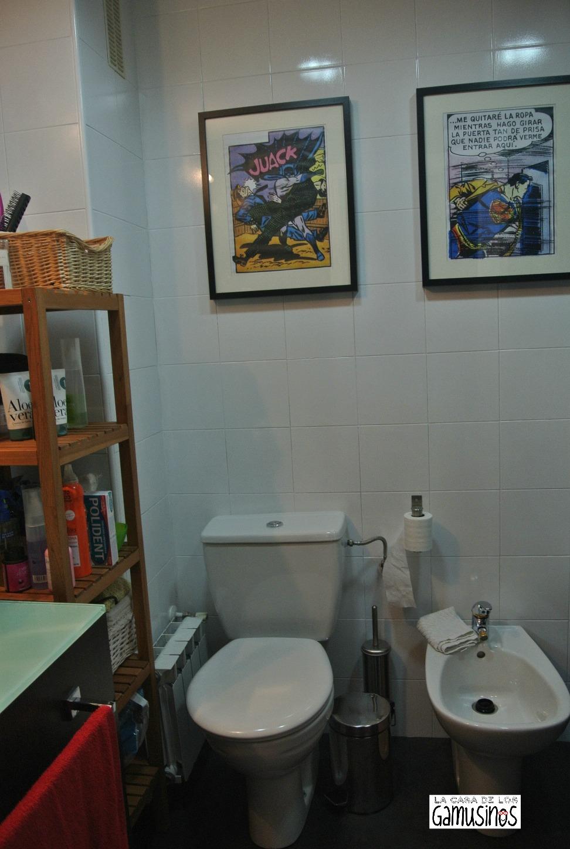 Decoracion ba o la casa de los gamusinos - La casa del bano ...